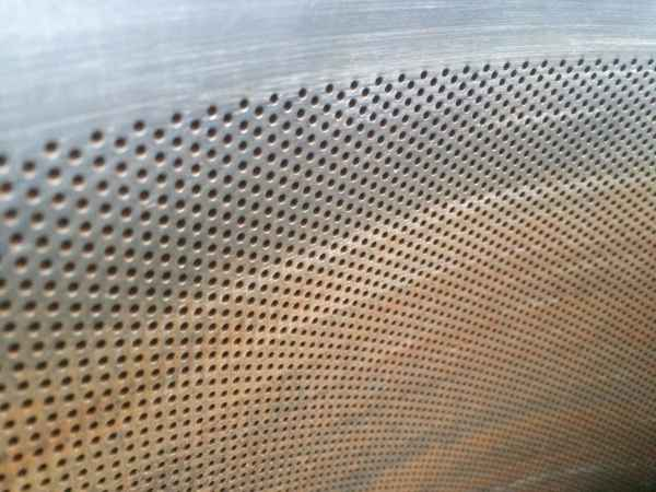 Screen Basket 1,6mm SD for Voith VSi10 / MST05/05 / MSS05/05
