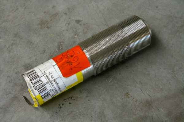 pressure spindle for cover lifting device for Voith VS21