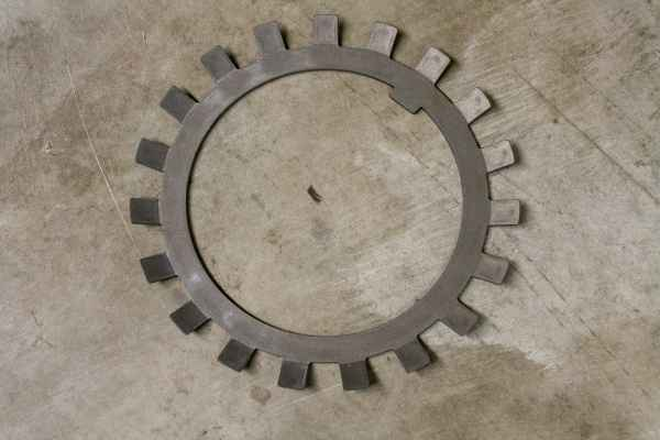 SKF locking plate MB16