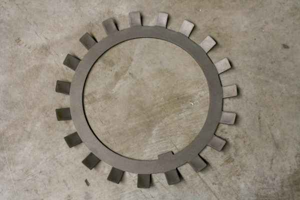 SKF locking plate MB20