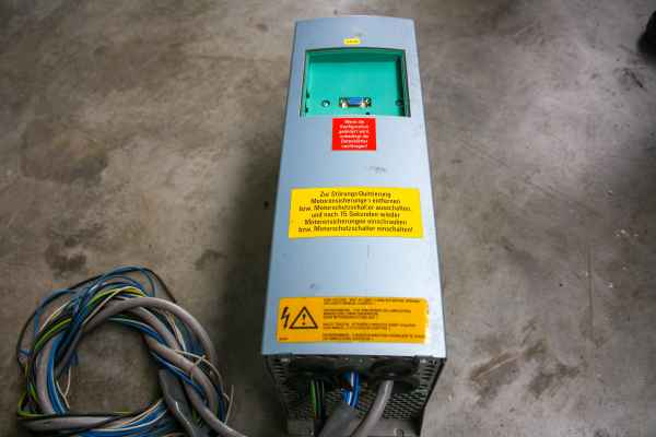 Vaasa Control Oy frequency conerverter for 5,5kW