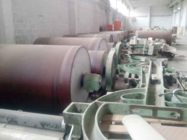 drying cylinder d=1250mm l=2200mm