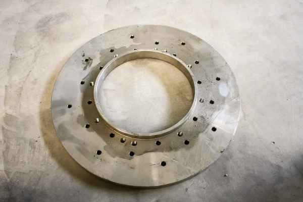 stator ring for E1 deflaker