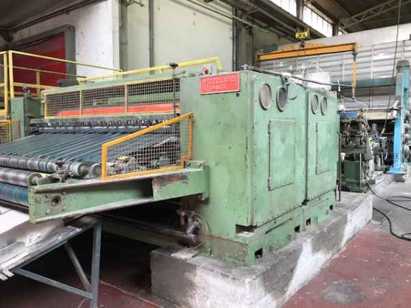 Karton Maschine 2590mm
