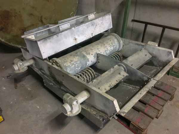 Wandel Vibrationssortierer 1,5m²