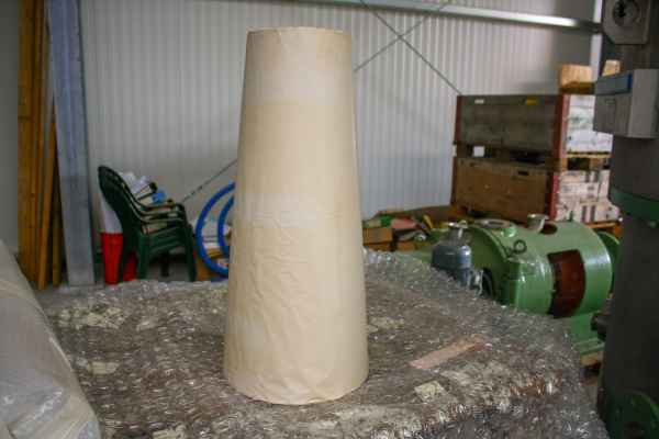 glass cone | D = 273mm to 174mm