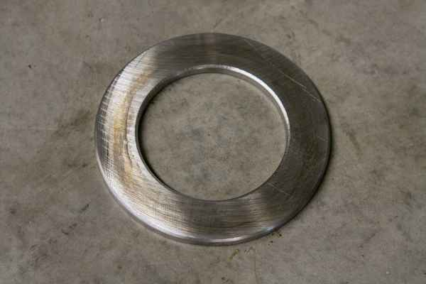 spacer disc s = 5,00 mm