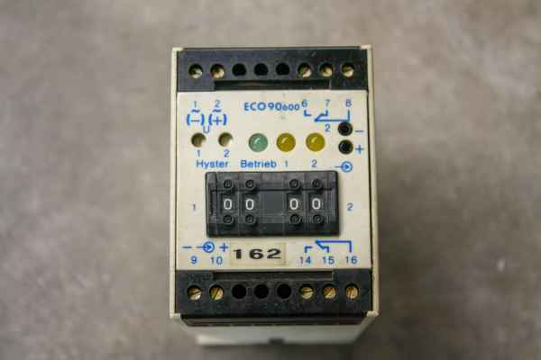 Apparatebau Hundsbach limit signalling device ECO 90600-C1123