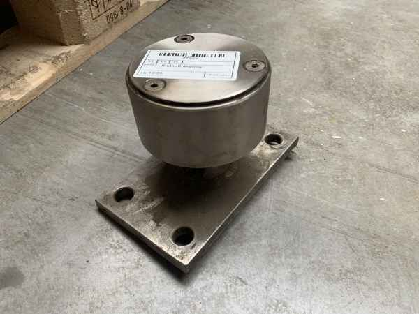 spare suspension for Trommel 12/25